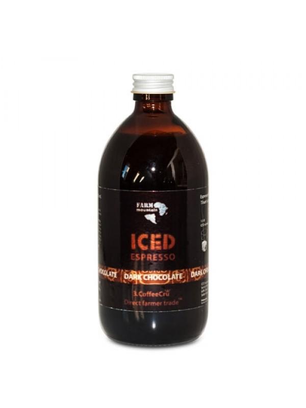 Iced Espresso Dark Chocolate, 16 shots ½ liter-37