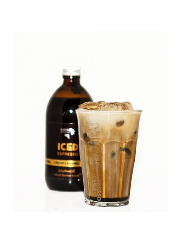 Iced Espresso Irish Rhum Cream, 16 shots ½ liter-010