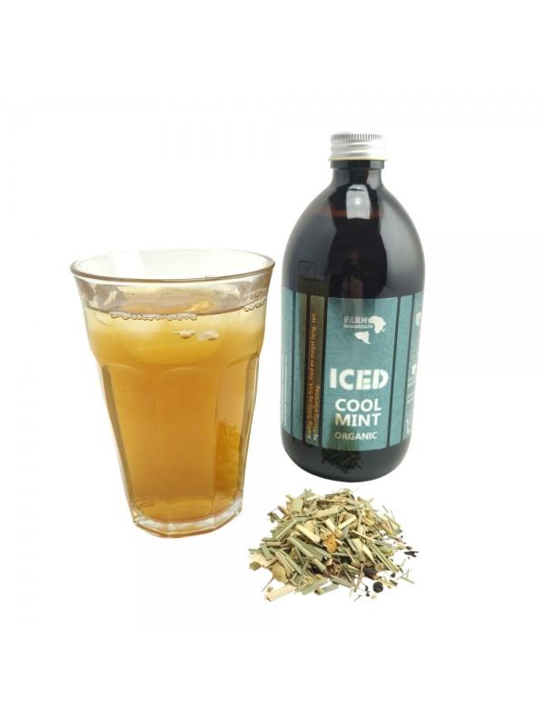 ICED espresso iste Cool Mint økologisk-314