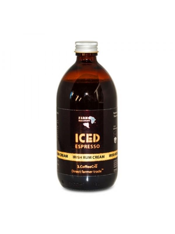 Iced Espresso Irish Rum Cream, 16 shots ½ liter-310