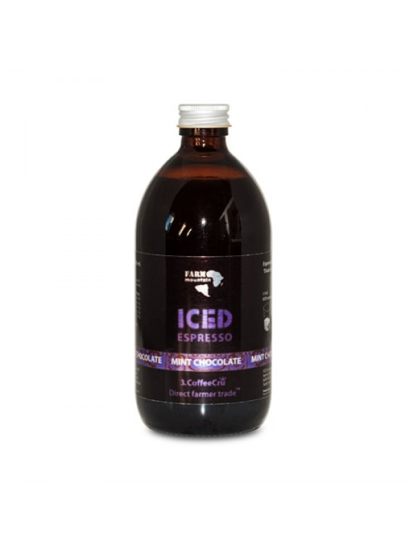 Iced Espresso Mint Chocolate, 16 shots ½ liter-38
