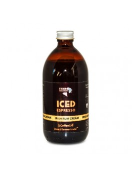Iced Espresso Irish Rhum Cream, 16 shots ½ liter-20