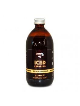 Iced Espresso Irish Rum Cream, 16 shots ½ liter-20