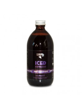Iced Espresso Mint Chocolate, 16 shots ½ liter-20